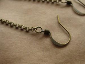 Long Chain Dangle Earring Kit