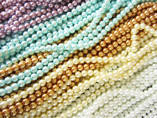 Flapper Beads (Pearls)