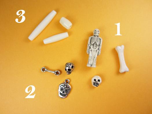Skeleton Beads