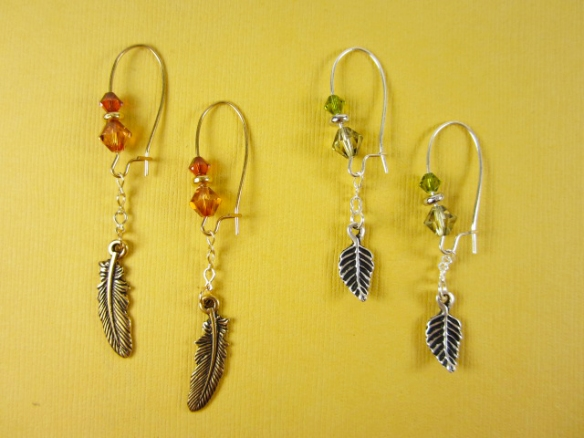 Fall Earrings Kit