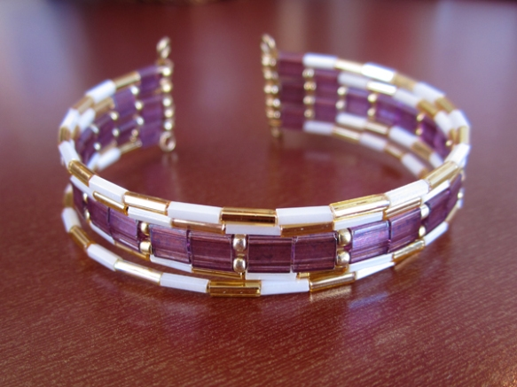 Tila Memory Wire Bracelet