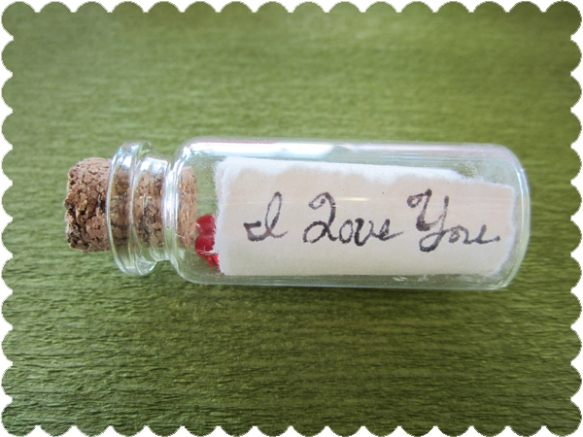 I-Love-You Bottle