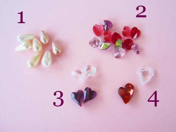Valentines Day Beads