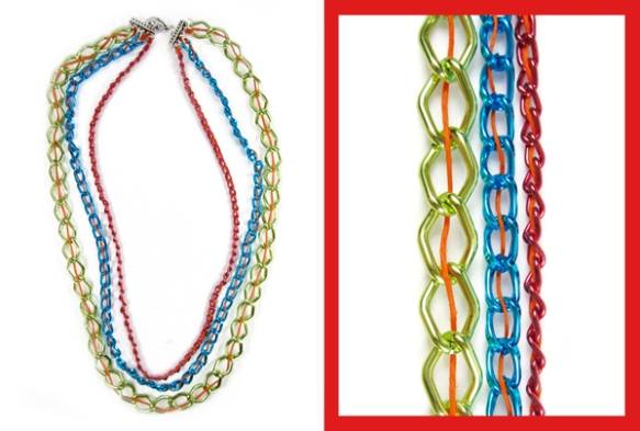 Dayglow Chain Necklace