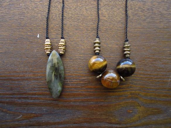 Nylon Long Necklaces